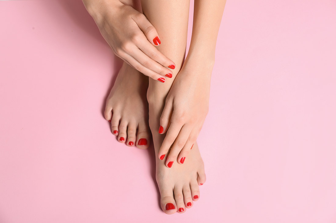 Enhance Plymouth Manicures & Pedicures